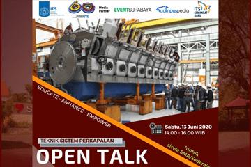 Open Talk Marine Engineering