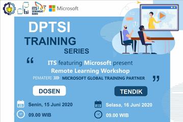 DPTSI Training Series