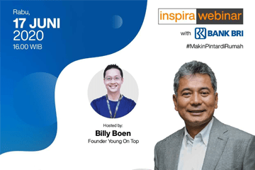 "Inspira Webinar ""Be The Best Of You"""