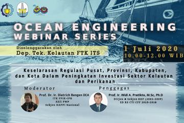 Ocean Engineering Webinar Series