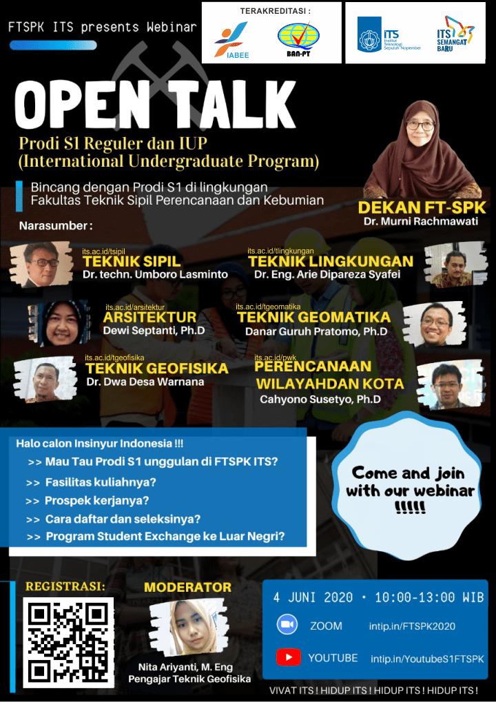 OPEN TALK International Undergraduate Program