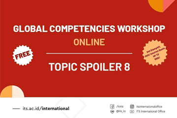 Global Competencies Workshop (GCW) Topic 8 : Alumni Sharing for Study Abroad