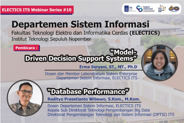 Electics ITS Webinar Series 10 : Information System Department