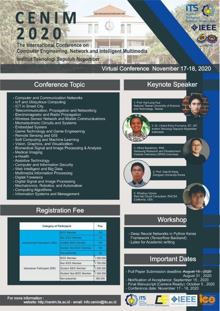 International Conference : CENIM 2020