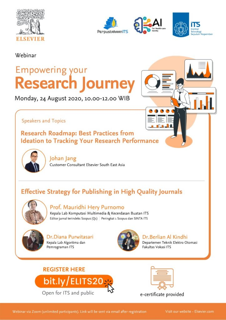 ELECTICS Webinar Series : Empowering Your Research Journey