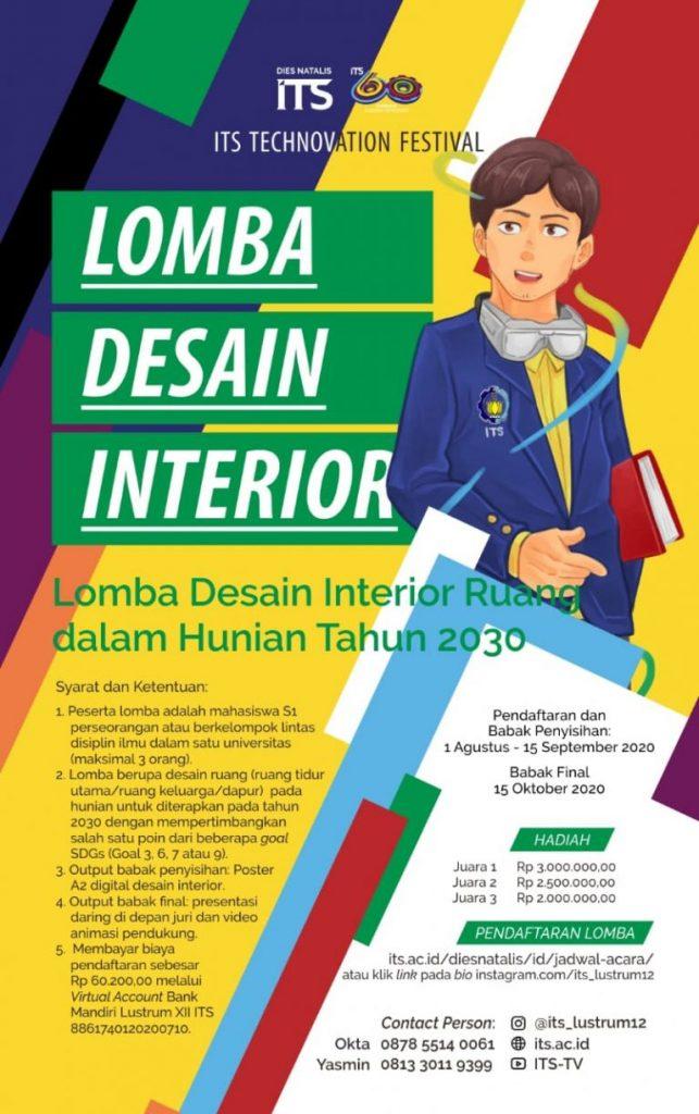 Lustrum ITS : Interior Design Competition