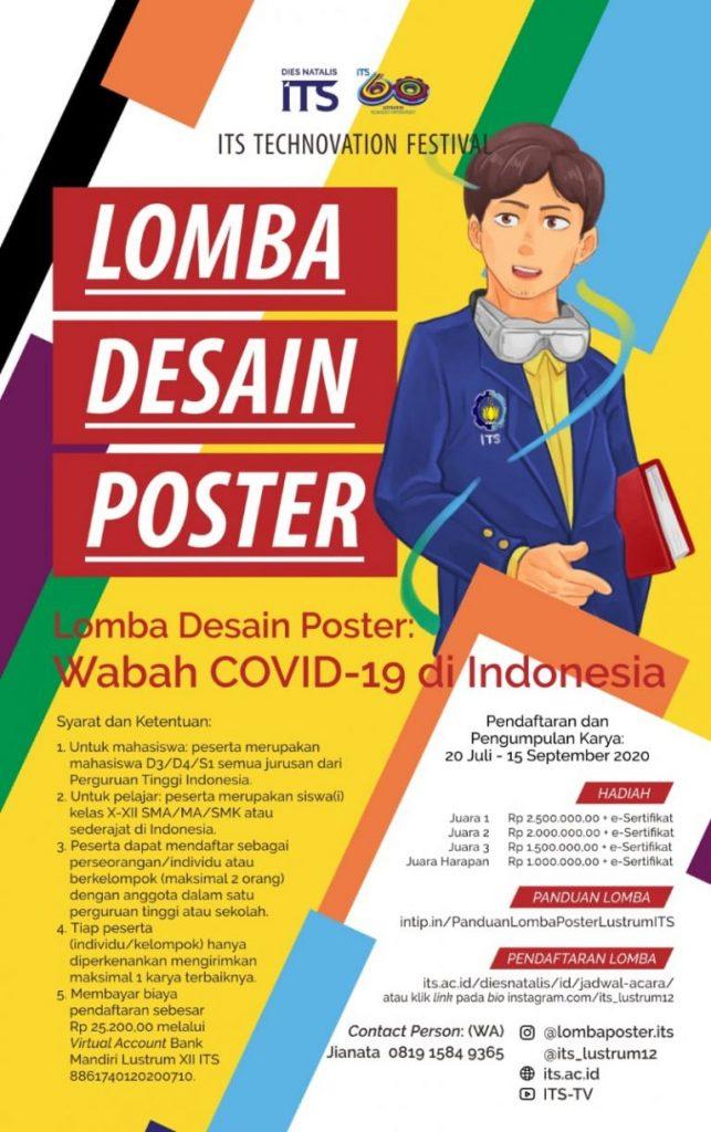 Lustrum ITS : Poster Design