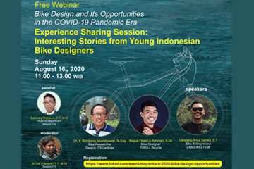 Free Webinar Department of Industrial Product Design