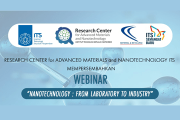 "Webinar ""Nanotechnology : From Laboratory to Industry"""