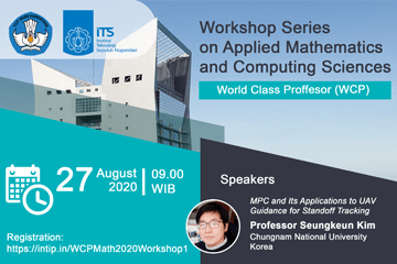 Workshop Series on Applied Mathematics and Computing Sciences
