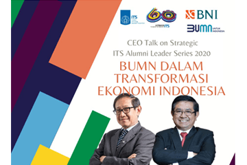 CEO Talk on Strategic : ITS Alumni Leader Series 2020