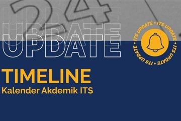 Timeline Kalender Akademik ITS 2020/2021
