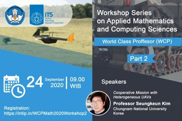 Workshop Series on Applied Mathematics and Computing Sciences Part 2