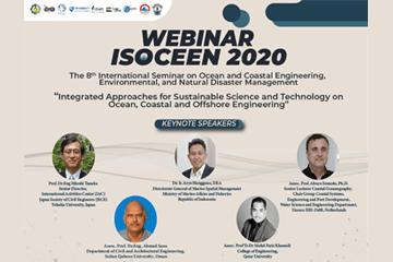 Webinar : ISOCEEN 2020 Departement of Ocean Engineering