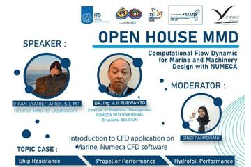 Open House MMD : Marine Engineering Department
