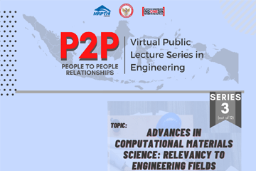 P2P : Virtual Public Lecture Series in Engineering Series 3