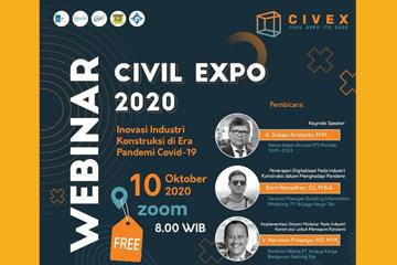 Webinar : Civil Expo ITS