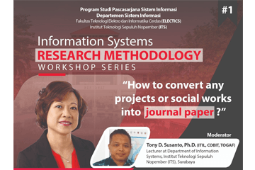 Webinar : Research Methodology Departement of Information Systems Part 1