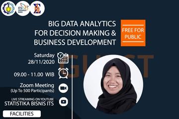 Webinar : Departement of Business Statistics