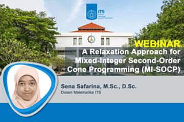 Webinar : Departement of Mathematics