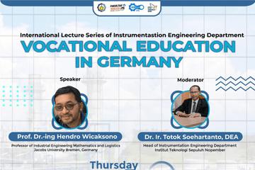 Webinar : International Guest Lecture Series of Instrumentation Engineering Department