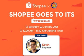 Shopee Goes to ITS