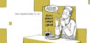 Iman, imun, aman