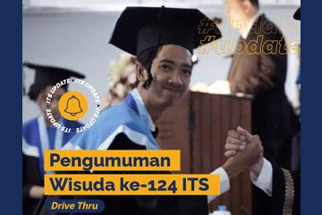 Informasi Wisuda 124 ITS