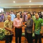 MMT ITS Gelar Kuliah Tamu Strategi Manajemen Perubahan