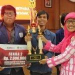 Usung Solusi Logistik Nelayan, Tim ITS Raih Juara II