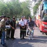 ITS Berangkatkan 13 Bus Mudik Bareng Gratis