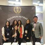 ITS Student Won Best Delegates in the UN Assembly Simulation in Turkey