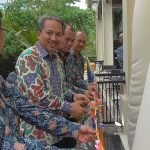 Department of Information ITS Inaugurates Student Center and Plaza