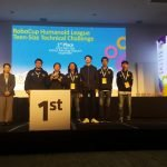 ITS Soccer Robot Team Win Robocup 2019 in Australia