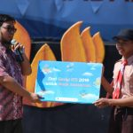 ITS New Students Help Increase Reading Interest in Indonesian Teenagers
