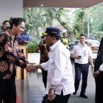 Build The Tourism In Indonesia, ITS Invited to Cooperate With the Ministry of Transportation