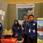 Develop SEAFERS, ITS Students Win Gold Medal