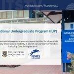 ITS Business Management Department Opens International Class
