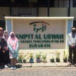 ITS Students Help Raise COVID-19 Awareness at SMPIT Al-Uswah Surabaya